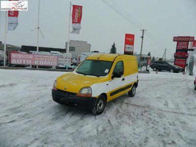 używany Renault Kangoo I (1998-2003) 1.5 2002r. ABS