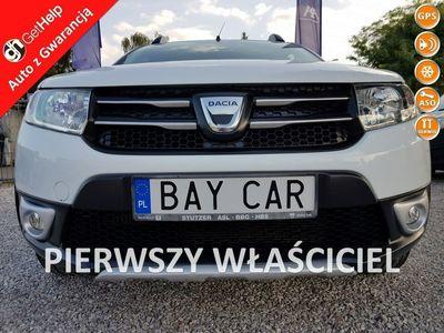 używany Dacia Sandero Stepway 90 KM I Właściciel Serwis Opłaty Z Niemiec Gwarancja Zapraszamy !!!