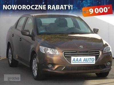 używany Peugeot 301  Salon Polska, Klima, Podgrzewane siedzienia, Piaseczno