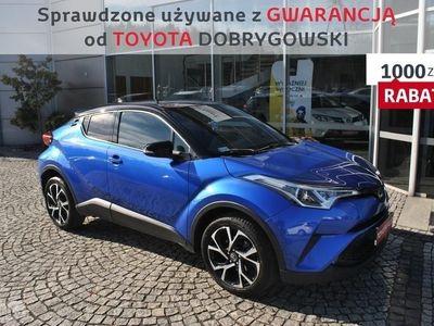 używany Toyota C-HR 1.2 T Dynamic, Gwarancja, Oferta Dealera