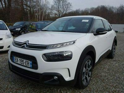 używany Citroën C4 Cactus 1.2dm 110KM 2018r. 50 000km