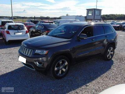 używany Jeep Grand Cherokee Grand Cherokee IV [WK2]II Limited 3.6 FV 23%, Gwarancja!!