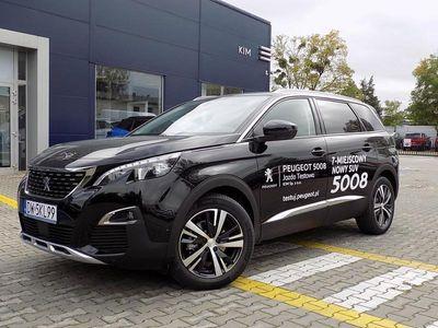 używany Peugeot 5008 1.5 BlueHDI Allure S&S EAT8