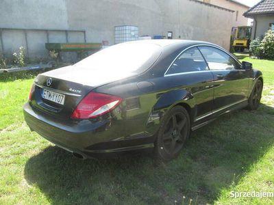używany Mercedes CL55 AMG 2164matic AMG