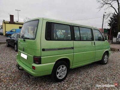 używany VW Multivan TOP STAR KLIMA WEBASTO!
