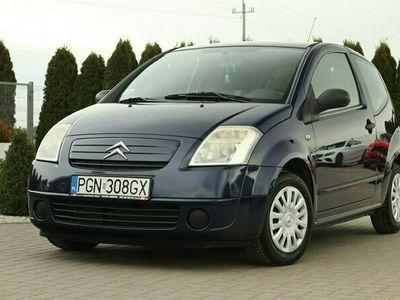 używany Citroën C2 1.1dm 60KM 2007r. 174 000km