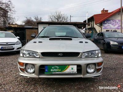 używany Subaru Impreza 2.0 4X4 AUTOMAT