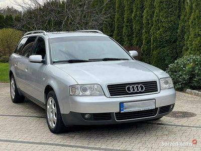 używany Audi A6 A6C5 1.9 TDI 130KM Kombi Lift Navi Bardzo Ładna Opłacona C5 (1997-2004)