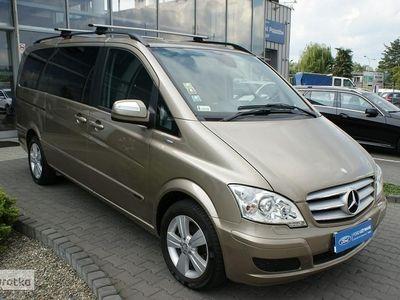 używany Mercedes Viano 2.1dm 163KM 2012r. 169 000km