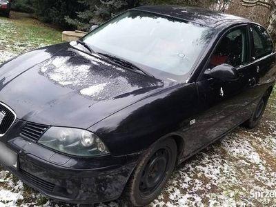 używany Seat Ibiza Sport 1.9TDI 130KM czarny 3-drzwiowy