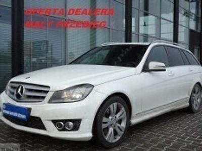 używany Mercedes C350 Klasa C W204 350 Oferta Dealera Mercedescdi Avantgarde Mały Przebieg