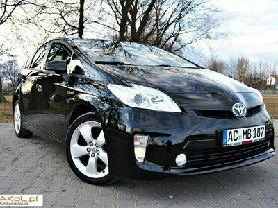 używany Toyota Prius 1.8dm 99KM 2012r. 245 000km