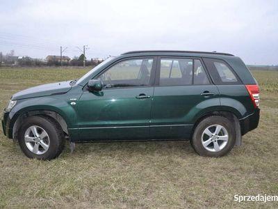 używany Suzuki Grand Vitara
