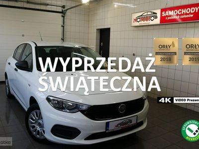 używany Fiat Tipo 1.4 16V Benzyna Salon Polska Serwis ASO 58 tyś/km Bezwypadkowy