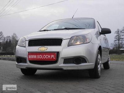 używany Chevrolet Aveo 1.2dm3 84KM 2011r. 152 000km