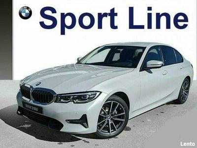 używany BMW 318 318 i 156KM SportLine Sportowefotele Pakiet Ogrzewanie foteli 1162zł G20 (2019-)