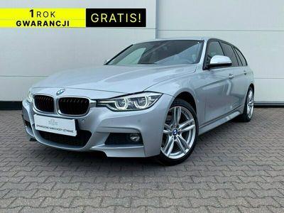 używany BMW 320 2dm 190KM 2017r. 100 562km