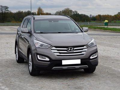 używany Hyundai Santa Fe Sport 2.0T GDI 4x4 LPG
