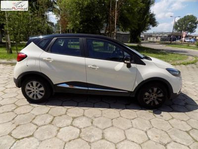 używany Renault Captur 1.2dm 120KM 2015r. 44 000km