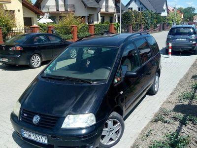 używany VW Sharan 2.8 V6 benzyna gaz
