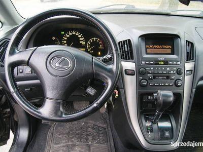 używany Lexus RX300 + LPG*FULL OPCJA*4X4*MOŻLIWA ZAMIANA