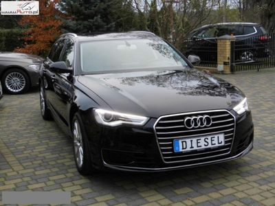brugt Audi A6 2dm3 190KM 2016r. 113 821km FV23% 190 km S line bixenon SPORT kamery navi dvd alu18 parktroniK