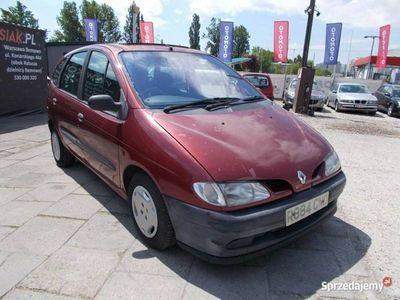 używany Renault Scénic !!!Targówek!!! 1.6 Benzyna, 1998 rok produkcji! KOMIS TYSIAK I (1997-2003)