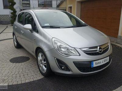 używany Opel Corsa 1.4dm 90KM 2011r. 132 000km