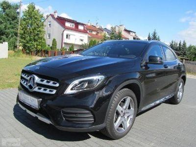 używany Mercedes 180 Klasa GLA Pakiet AMG,Salon Polska, F-VAT, gwarancja