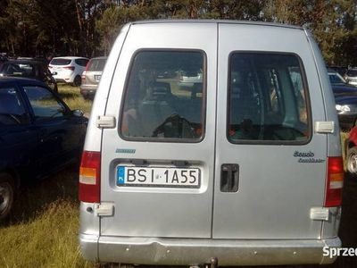 używany Fiat Scudo 98r 1.6 Benzyna