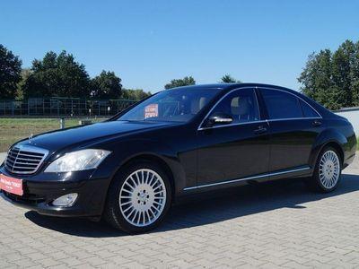 używany Mercedes S450 4.7dm 340KM 2006r. 368 000km
