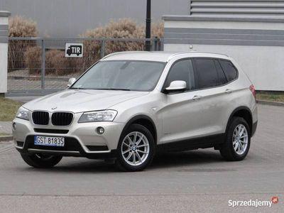 używany BMW X3 Skóry 4 x 4 Nawi Zarej.