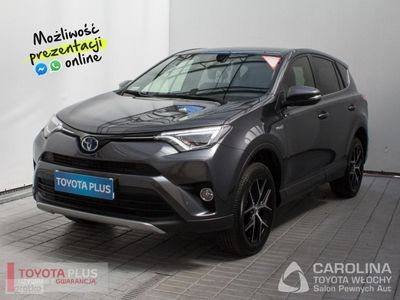 używany Toyota RAV4 IV Hybrid Premium 4x4 Styl