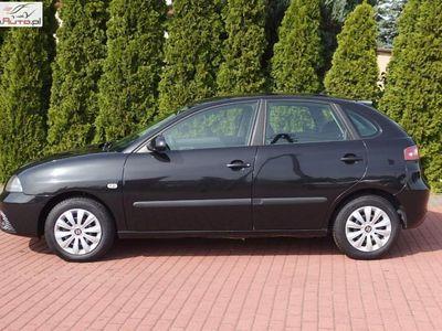 gebraucht Seat Ibiza 1.6dm3 105KM 2008r. 134 000km 1.6 105KM 5 Drz. Klimatronik Zadbana
