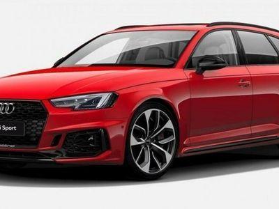 używany Audi RS4 2.9dm3 450KM 2018r. 10km PROMOCJA * quattro * B&O * perła * gwarancja 5 lat * DEMO * ceramika