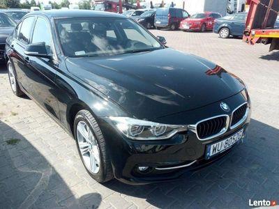 używany BMW 318 2dm 150KM 2018r. 21 098km