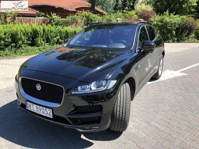 używany Jaguar F-Pace Inny 3.03.0 AWD 340km 4x4 Warszawa TANIO