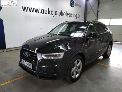 brugt Audi Q3 1.4dm 150KM 2017r. 35 406km
