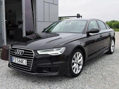 używany Audi A6 3dm3 272KM 2016r. 166 000km 3.0TDi 272KM 2016r Quattro, Matrix, MMi, PL Salon, bezwypadkowa, FV23%