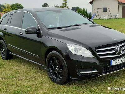 używany Mercedes R350