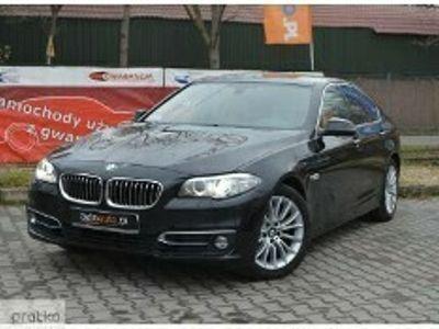 używany BMW 520 SERIA 5Bezwypadkowy! Kupiony w polskim salonie! Serwis ASO!! Xdrive! VA