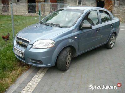 używany Chevrolet Aveo SEDAN LIMUZYNA 1,2B.