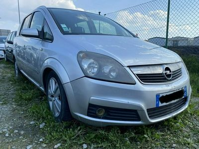 używany Opel Zafira 1.9 CDTI 120km 7 osobowa B (2005-2011)
