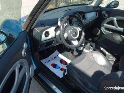 używany Mini Cooper 1.6 115KM Panorama dach Klimatyzacja Książka Serwis Alu Zamiana