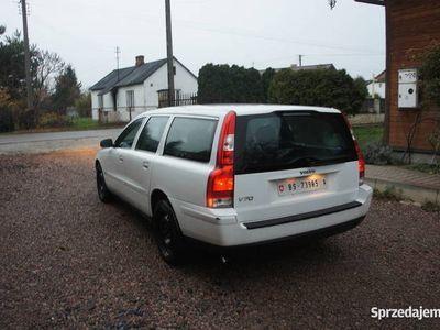 używany Volvo V70 BENZYNA MANUAL SZWAJCARIA