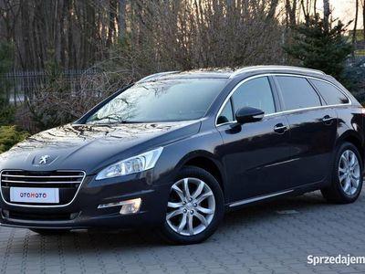 używany Peugeot 508 SW % panormama % GPS % KEY FREEE % start stop