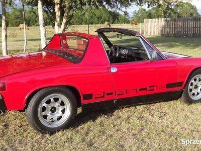 używany Porsche 914 Targa