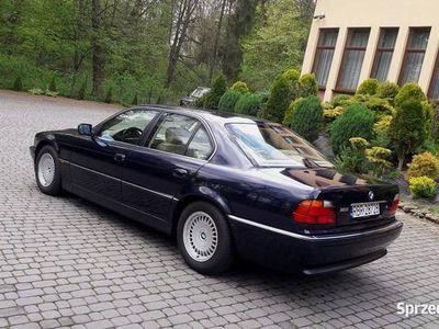 używany BMW 728 e38 i klasyk doinwestowany sekwencja Zamiana !