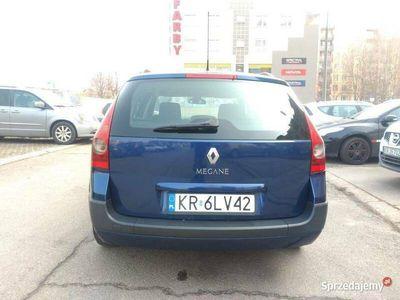 używany Renault Mégane GrandTour II 1.6 benzyna - super stan