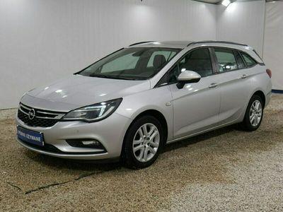 używany Opel Astra 1.6dm 136KM 2017r. 144 457km